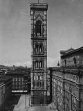 Campanile of Santa Maria Del Fiore Photographic Print