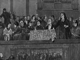 Women's Rights Meeting Photographic Print
