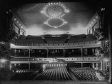 Interior of Bradford Theater Photographic Print