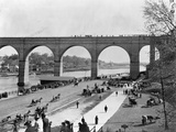 The Speedway and High Bridge Photographic Print