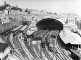 Genoa Railway Station Photographic Print