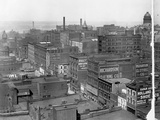 View of Kansas City Photographic Print