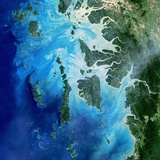 Mergui Archipelago in the Andaman Sea Photographic Print