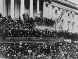 Second Inauguration of President Lincoln Photographic Print