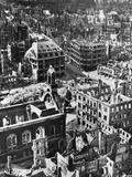 Destruction of Dresden, 1945 Photographic Print