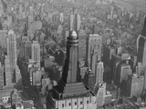 Top of the Empire State Building Photographic Print