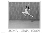 Jump Leap Soar! Photo by Holly Simone