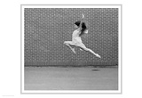 Schoolyard Leap II Prints by Holly Simone