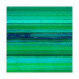 Variegated Sky II Giclée-Premiumdruck von Ricki Mountain