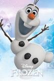 Frozen - Olaf Kunstdrucke