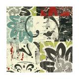 Batik I Posters by Ricki Mountain