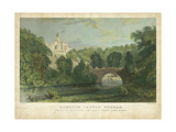 Lambton Castle Prints by T. Allom