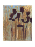 Rustic Blooms I Print by Norman Wyatt Jr.