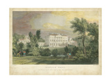Howick Hall Posters by T. Allom