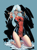 The Amazing Spider-Man No.607 Cover: Black Cat Posters by Campbell J. Scott