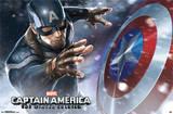 Captain America 2 - Shield Poster