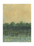 Viridian Marsh II Prints by J. Holland