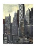 Urban Landscape I Premium Giclee Print by Norman Wyatt Jr.