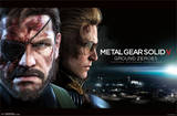 Metal Gear Solid V: Ground Zeroes - Big Boss Posters