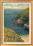 Goulphar, Beautiful Isle Art by Henry Moret