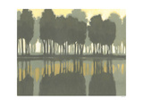 Lake at Dawn I Premium Giclee Print by Norman Wyatt Jr.