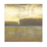 Citron Lake I Reproduction sur métal par Norman Wyatt Jr.