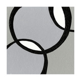 Ellipse I Print by Julie Holland