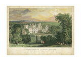 Ravensworth Castle Poster by T. Allom