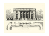 E. Obermayer - Palais Du Petit Trianon - Reprodüksiyon