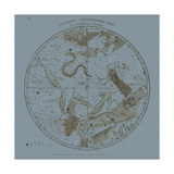 Southern Circumpolar Map Prints by W.G. Evans
