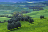 Orcia, Italy Photographic Print by Art Wolfe