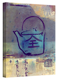 Good Tea Gallery-Wrapped Canvas Gallery Wrapped Canvas by Elena Ray