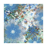 Abstract Pop V Premium Giclee Print by Ricki Mountain