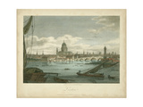 View of London Art by J. Grieg