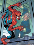 Amazing Spider-Man No.506 Cover: Spider-Man and Ezekiel Prints by Romita Jr. John