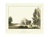 Lancashire Castles VI Print by C.J. Greenwood