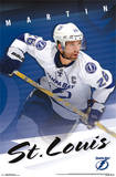 Martin St. Louis Tampa Bay Lightning Prints