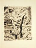 Le Septieme Chant II Collectable Print by André Masson