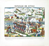 Napoleon-Bataille de Rivoli Collectable Print by  Pellerin