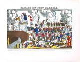 Passage Du Ponte D'Arcole Collectable Print by  Pellerin