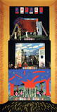 Triple Bill: The Rite of Spring, Le rossignol, and Oepidus Rex Serigraph by David Hockney