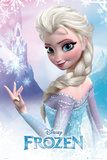 El Reino del hielo, Frozen - Elsa Pósters
