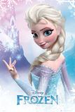 Frozen-Il regno di ghiaccio - Elsa Poster