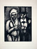 Bride and Groom Premium Edition by Georges Rouault