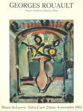 Louvre Collectable Print by Georges Rouault