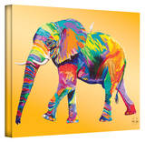 The Ride Gallery-Wrapped Canvas Gallery Wrapped Canvas by Linzi Lynn