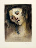 Portrait Limited Edition by Leonor Fini