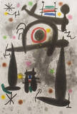 Le Miroir de l'Homme par les Betes Premium Edition by Joan Miró