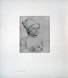 Portrait of a noble Collectable Print by Albrecht Dürer