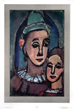 Duo Collectable Print by Georges Rouault